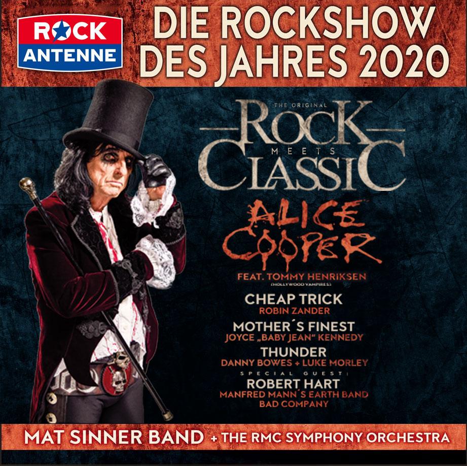 Rock Meets Classic 2020 - ein letzter Lichtblick vor der
