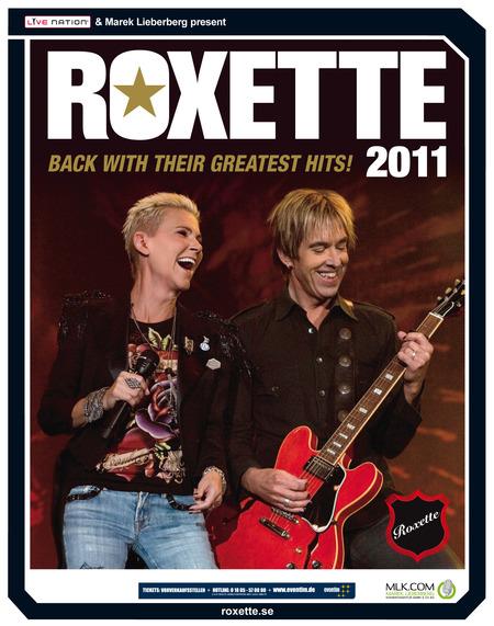 Roxette zurück mit allen Hits